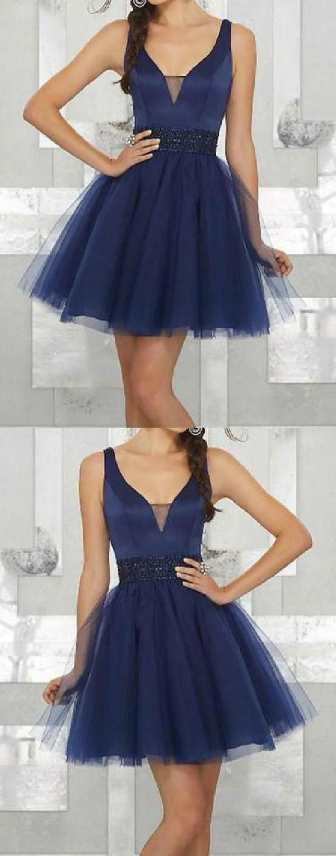 Short homecoming dresses dark blue homecoming dresses homecoming