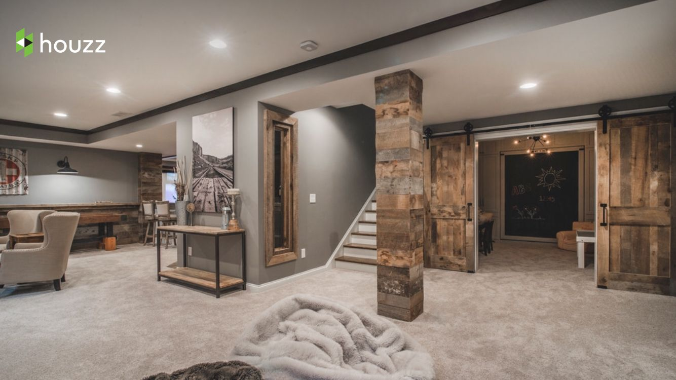 15 Basement Reconstruction and Remodeling Ideas (Budget Friendly ...