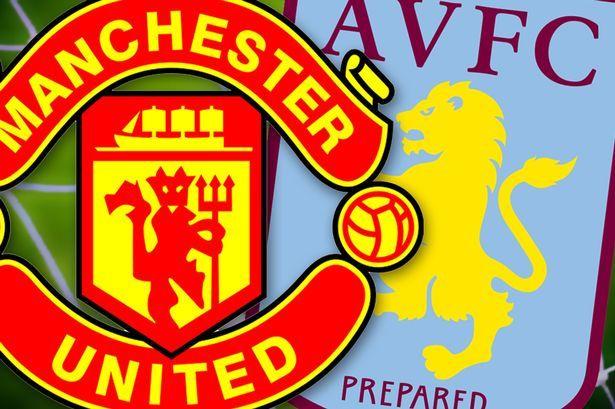 Manchester United Vs Aston Villa Epl 2015 16 Season Prediction Streaming Highlights Prev Manchester United Logo Manchester United Football Manchester United