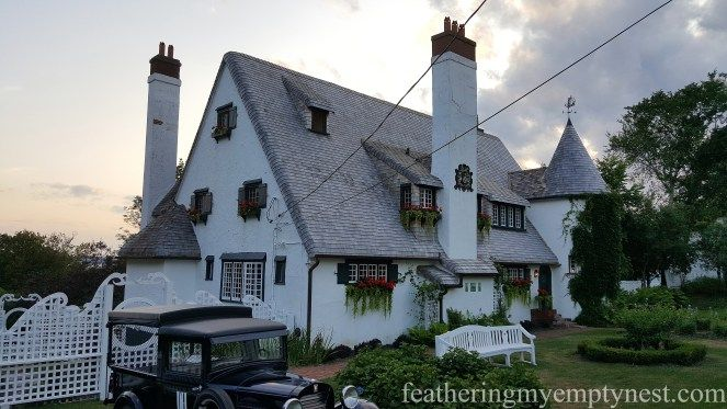 St Andrews By The Sea A Haunted Hotel And Glorious Garden Feathering My Empty Nest Charming House Character Cottages Haunted Hotel