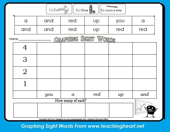 1000+ images about Sight Words/Spelling:K-2 Special Education on ...