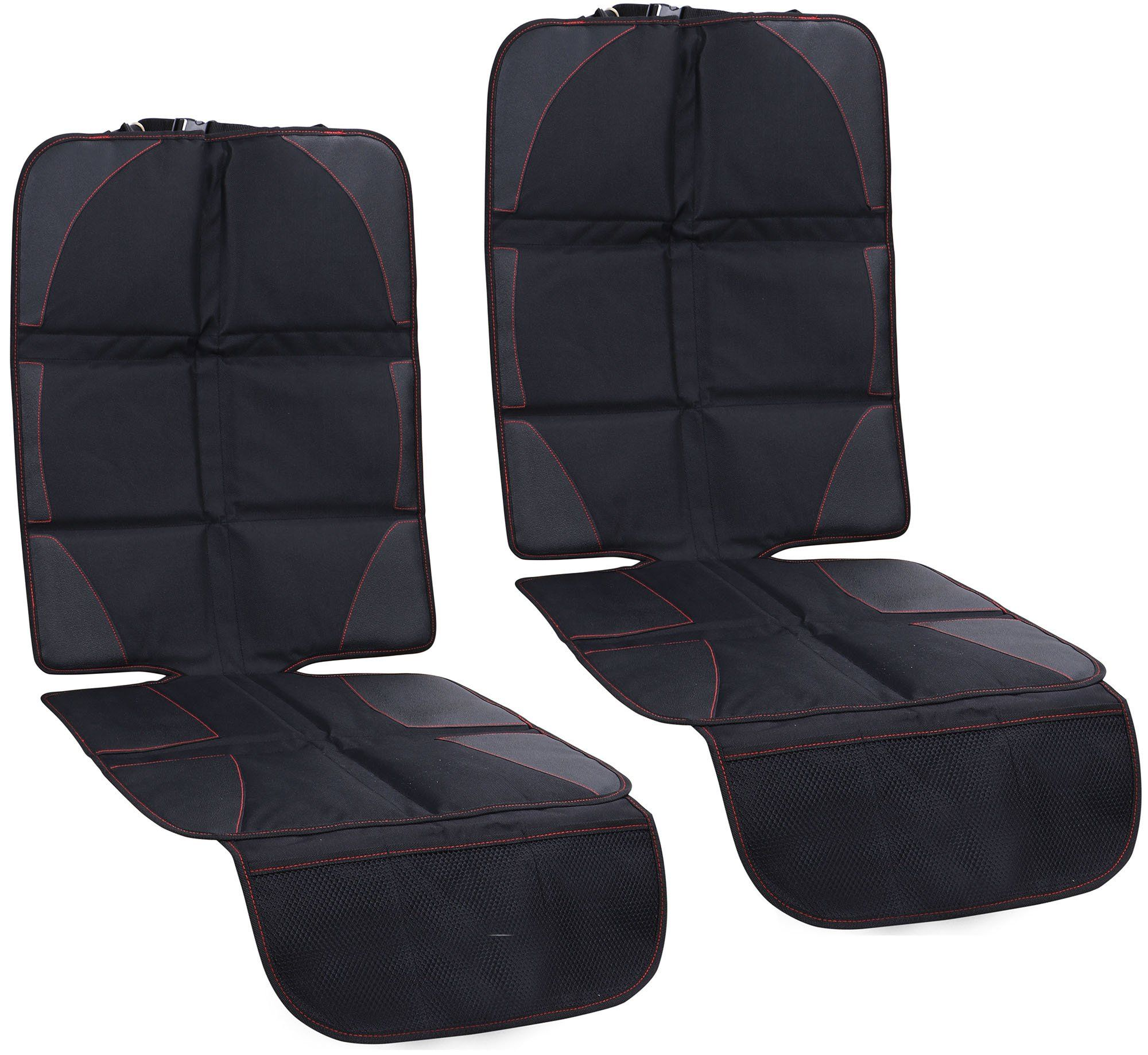AMC Baby Car Seat Cover Protector Mat with Storage
