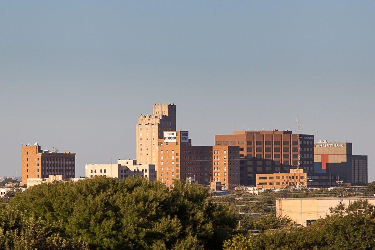 Abilene Texas Abilene Texas Skyline Most Beautiful Cities