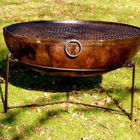 Barbecue by Karma Canvas 60cm Desi Kadai Fire Bowl