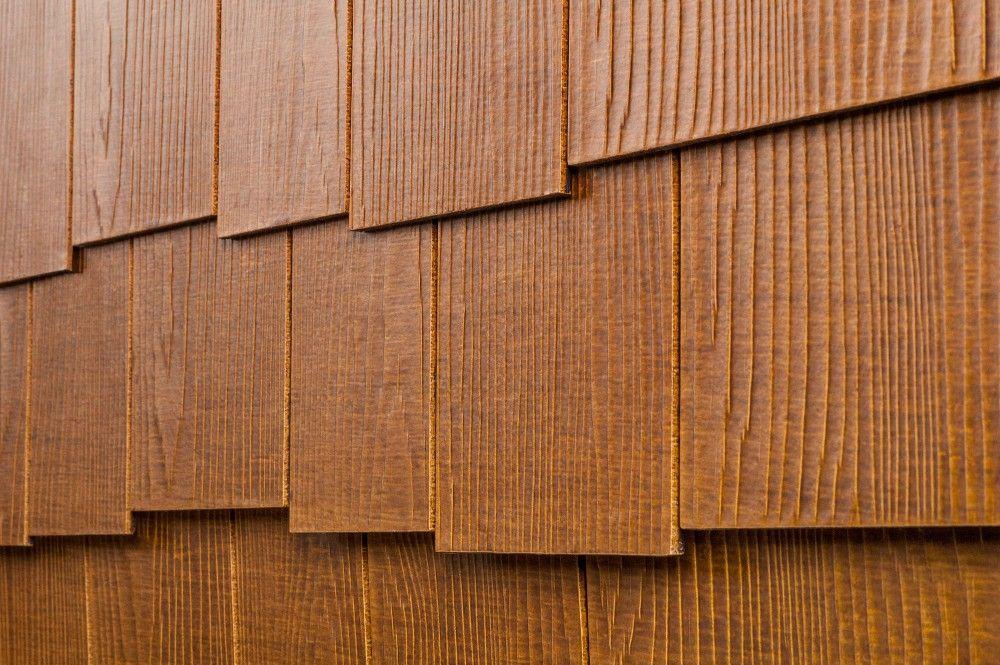 Best Fiber Cement Siding Rustic Shingle Panels Chestnut 400 x 300