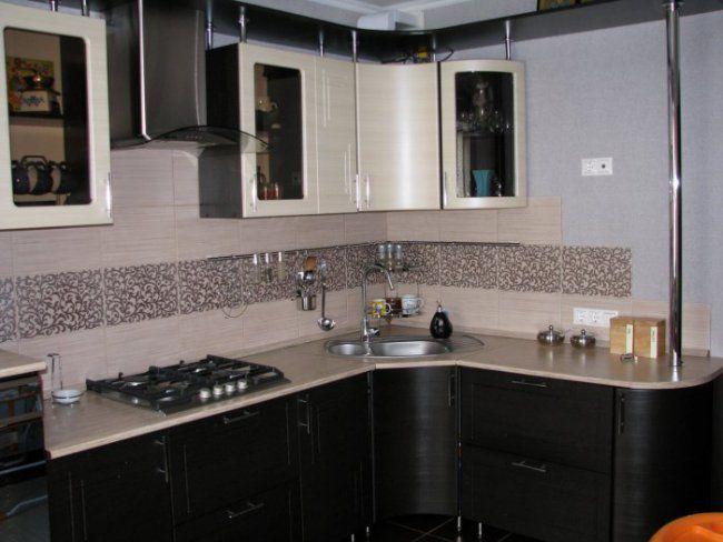 фото кухни в квартире угловые