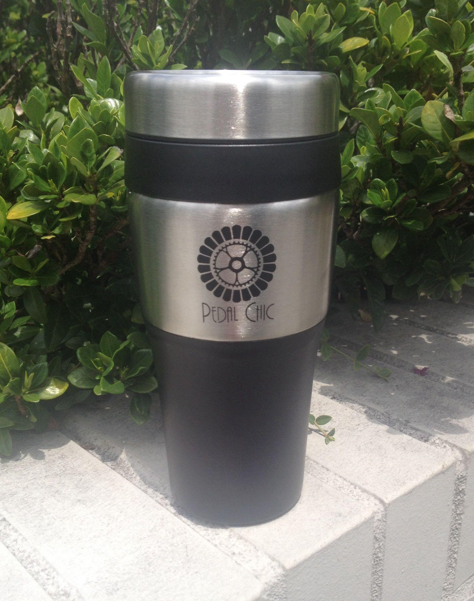 Pedal Chic Coffee Mug