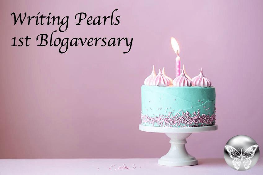 Happy Birthday Writing Pearls! Guest Post by Jennifer Peel