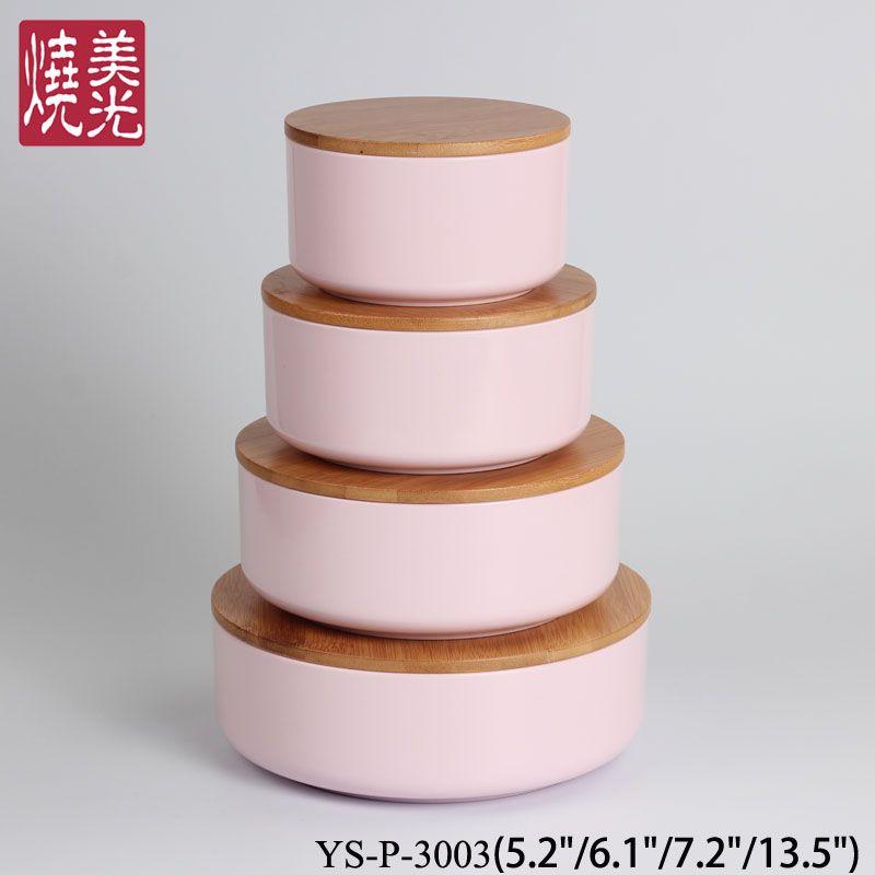MG 4 piece melamine tablewareGood Grips Storage Container Set YS P