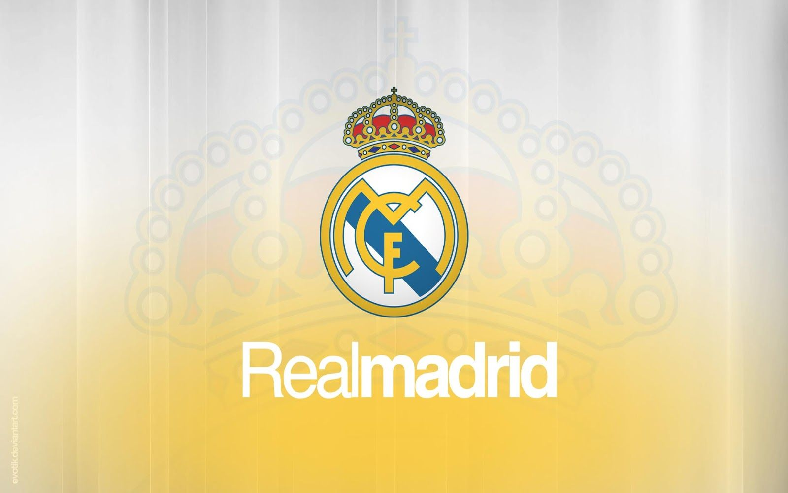 Real Madrid Logo Wallpaper Smooth Http Wallucky Com Real Madrid Logo Wallpaper Smooth Real Madrid Madrid Futebol