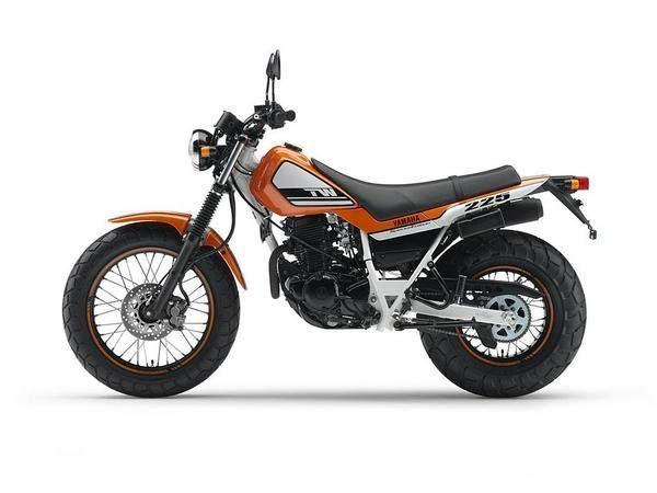 1987 2008 Yamaha Tw200 Tw 125 Xt 600 Enduro