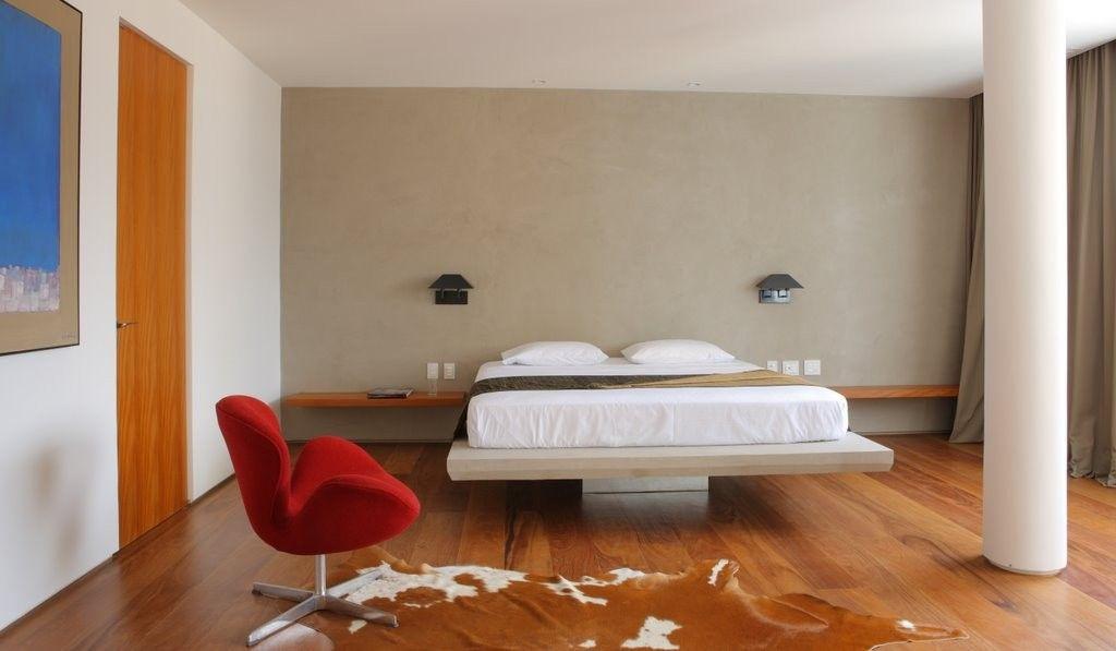 Cobertura Imperator / Intown Arquitetura #bedroom