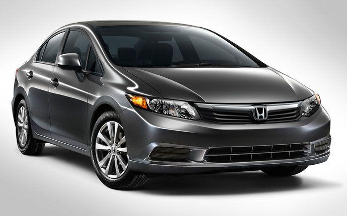 2012 Honda Civic Sedan For Sale At Honda Cars Of Bellevue: Http://