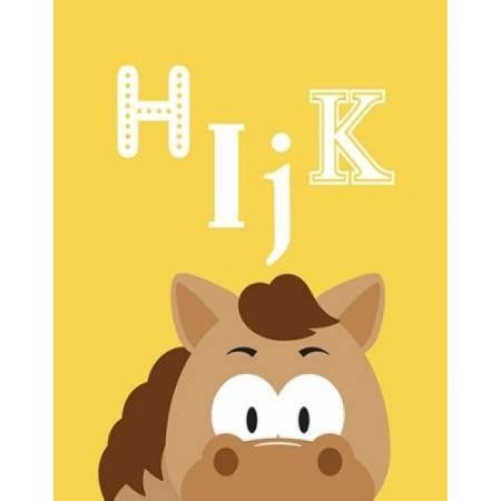 Hijk Animals Canvas Art - Tamara Robinson (22 x 28)