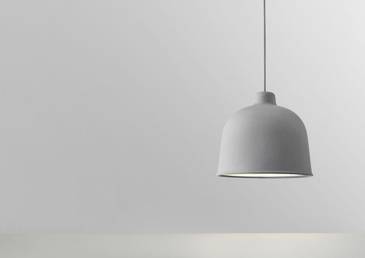 Grain Pendant With Led Bulb Ceiling Lamp Loft Lampe Pendel Lampe Loftslampe Pendel