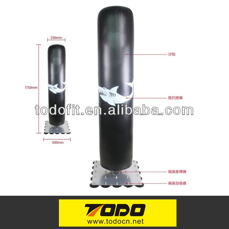 NCAT-262B MAR Number Free Standing Punching Bag