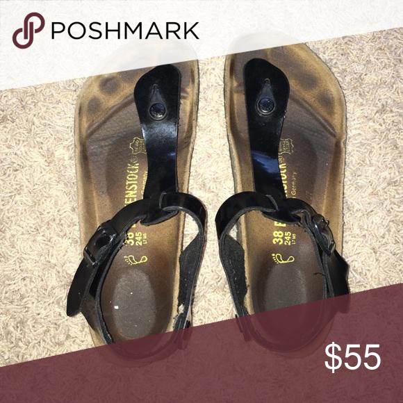 Birkenstocks worn in Birkenstock Shoes Sandals