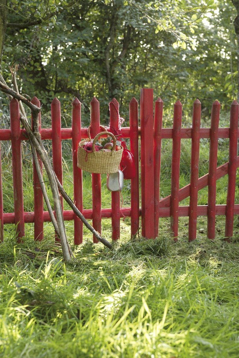 Des Dalles De Beton Et Quelques Oublis Leroy Merlin En 2020 Barriere Jardin Jardins Jardin Pour Enfants