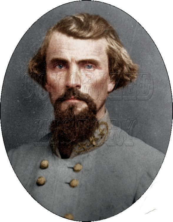 Pin On Colorized Confederate Civil War Generals