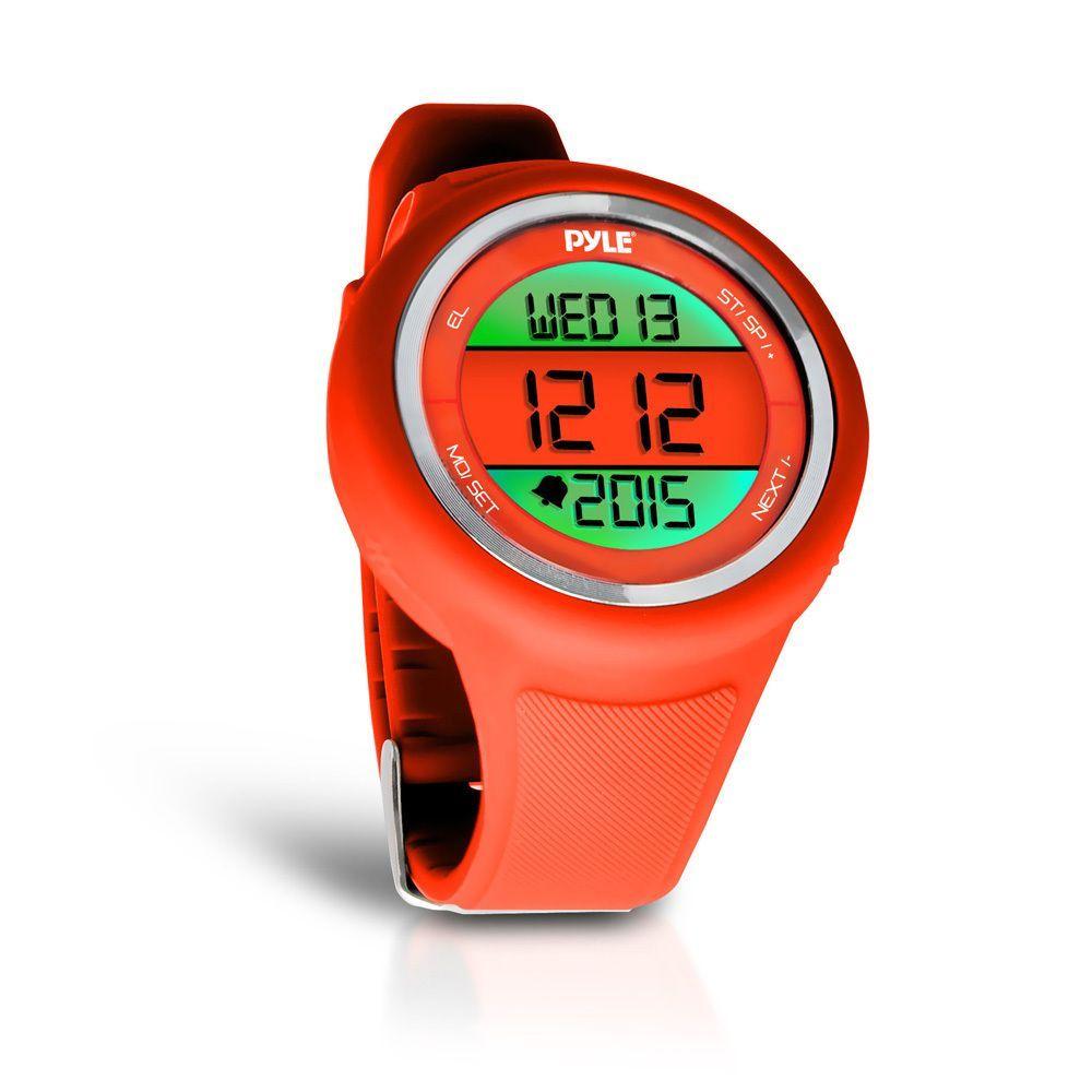 Pyle Go Sport Multifunction Sports Training Watch