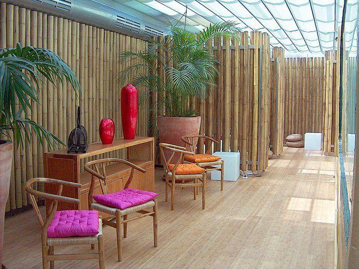 Decoration, Design Ideas Patio Plants With Decoration