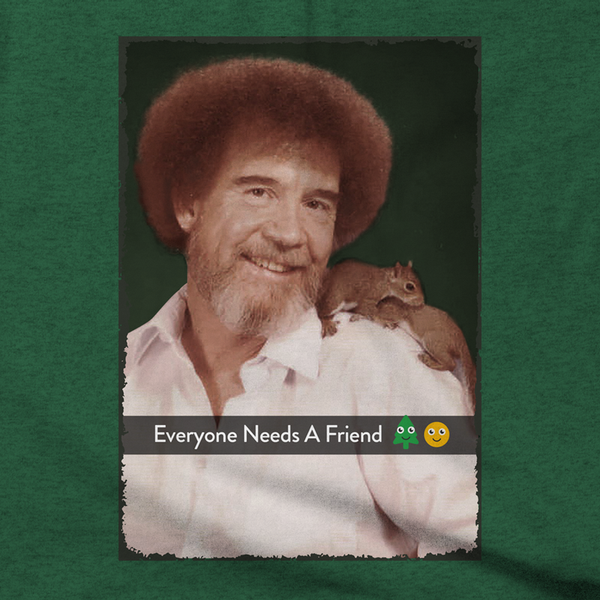 Bob Ross Need Friend T Shirt Bob Ross Bob Ross Paintings Bob Ross Quotes