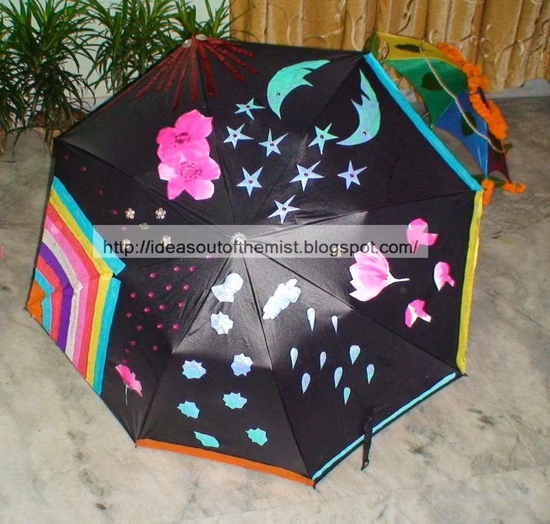 Monsoon Theme Party Card Folder Decoration Games Competition For Ladies Meet Kitty Party Kitty Party Games Party Themes Cat Party