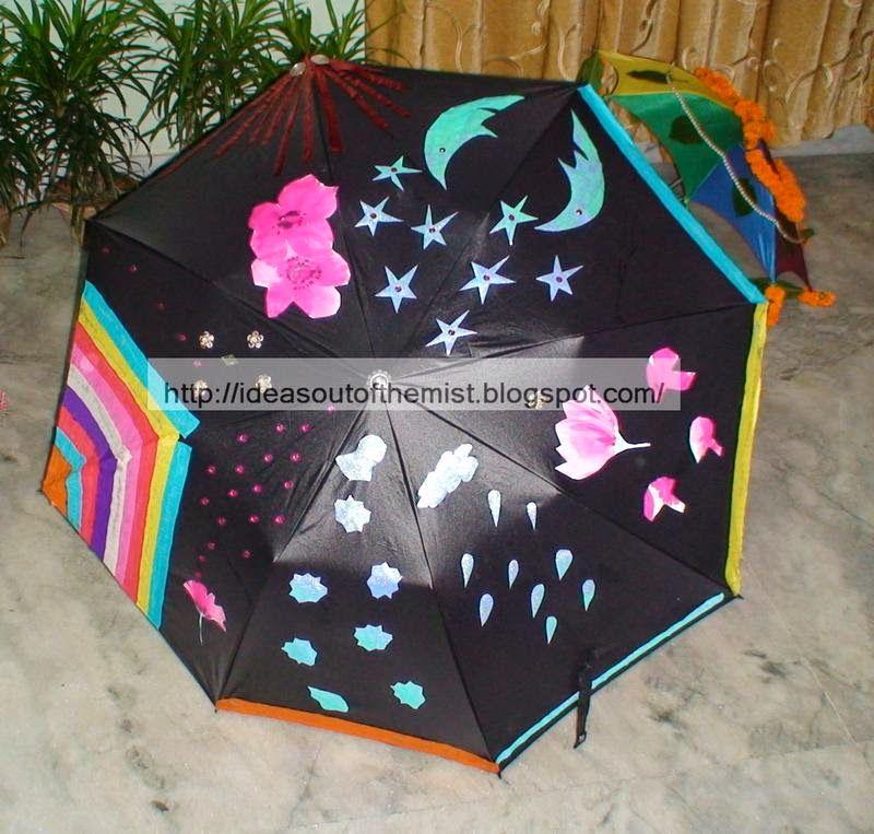Monsoon Themed Party Ideas- Card,folder,games,decor