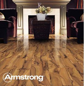 Armstrong Laminate Wood Flooring is the perfect choice for ...