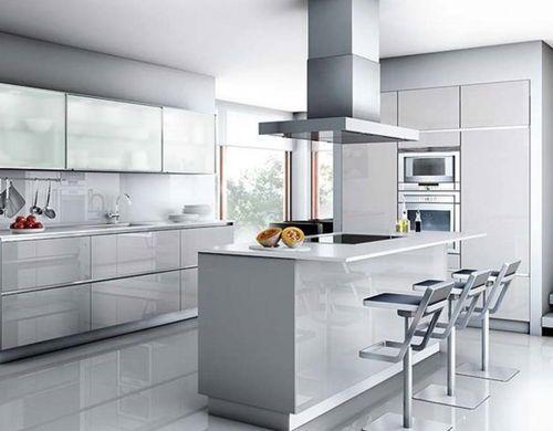 Resultado de imagen de islas de cocinas | Facades & kitchen ...