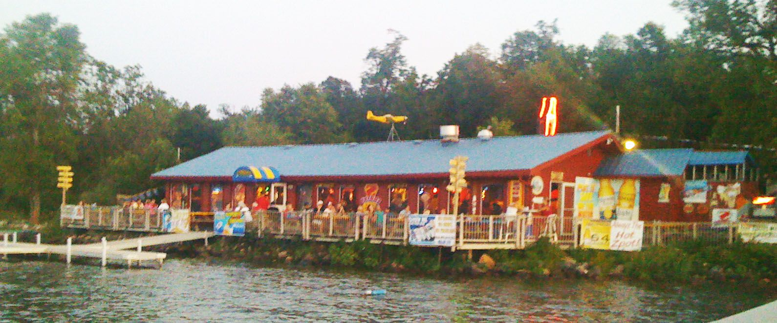 Zorbaz On Otter Tail Lake Mexican Pizza Restaurant And Bar With