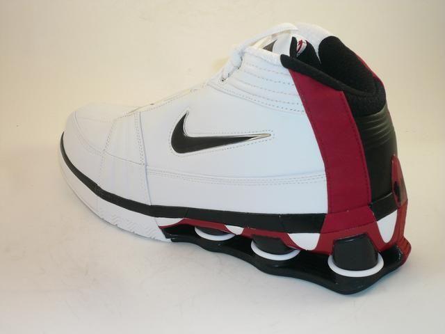 2107514bb99a Nike Shox VC IV - Vince Carter
