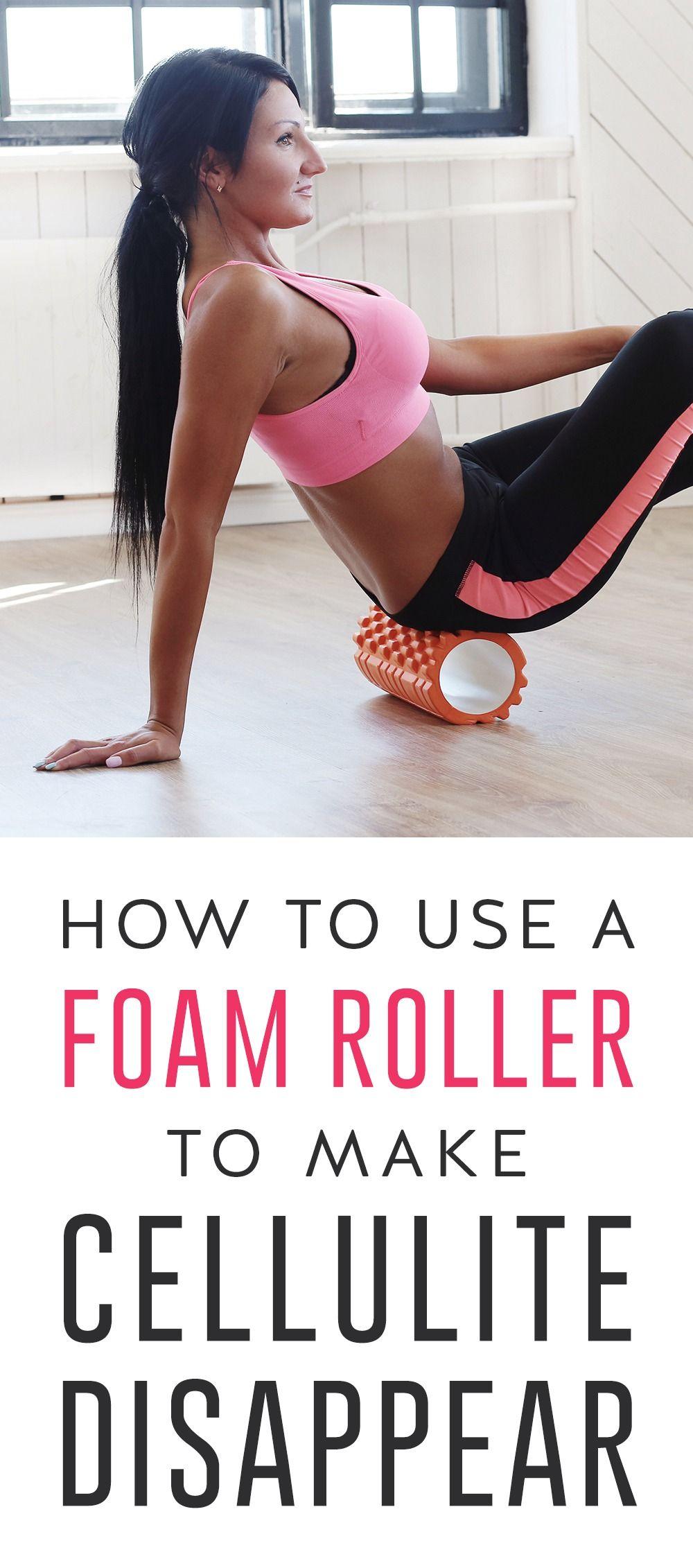 foam roller mot celluliter