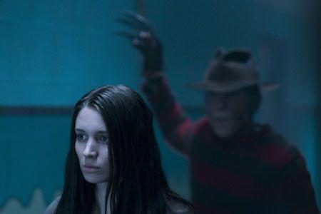 Rooney Mara In The Recent Elm Street Remake Nightmare On Elm