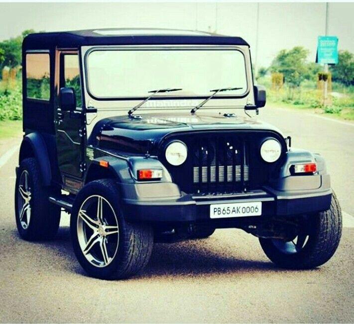 Thar2017 Car Lover Mahindra Thar Jeep Funny Car Decals