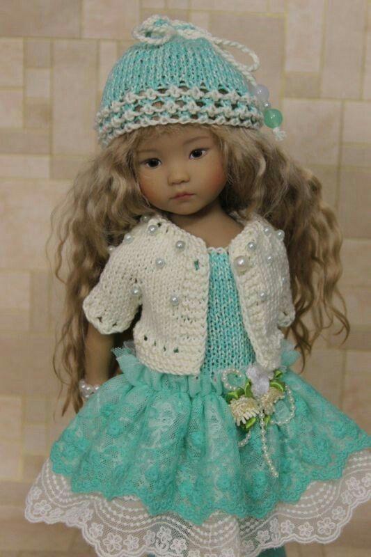 Pin de Yolanda Caro en muñeca2 | Pinterest | Muñecas, Muñecas lindas ...