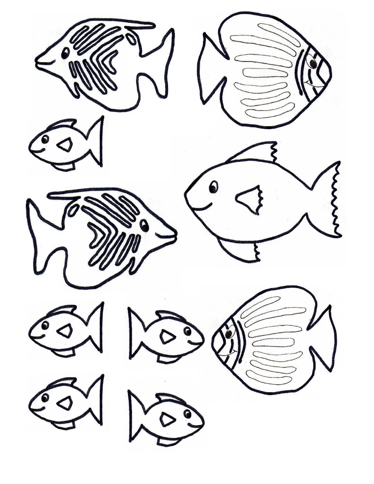 pin by malissa rogers on worksheets pinterest fish crafts
