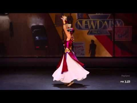 Shanshan Qiao-Rothlisberger - Audition - So You Think You Can Dance Season 10 - Dance starts at 2:35