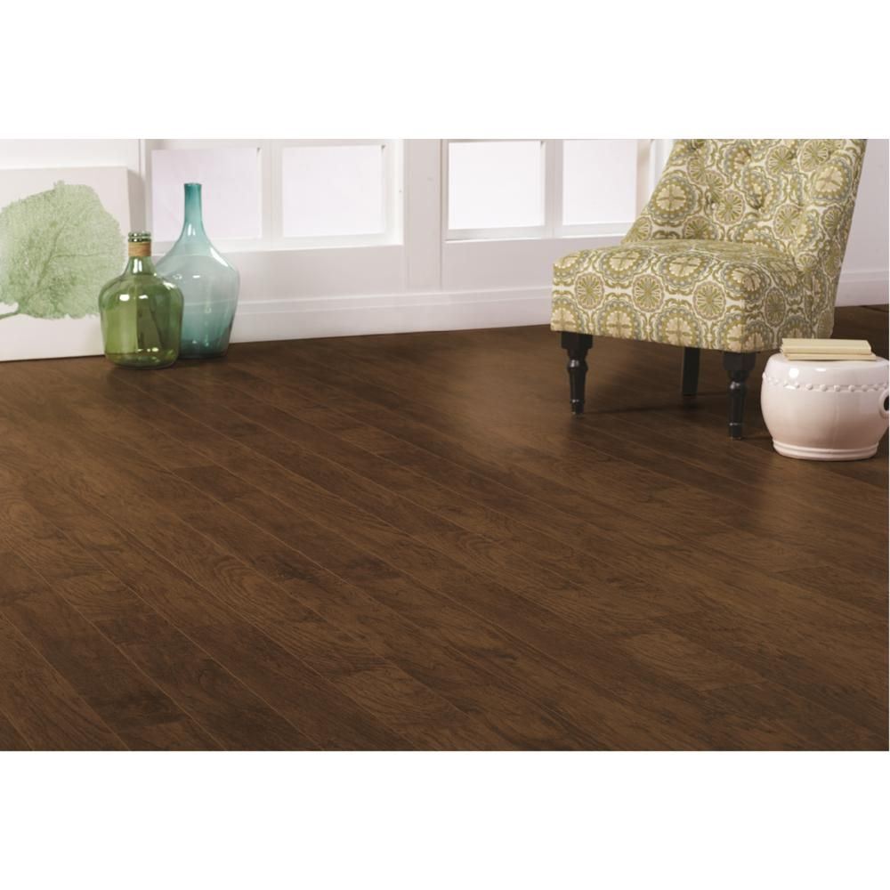 Lifeproof Tattersall Hickory 12 Mm Thick X 8 03 In Wide X 47 64 In Length Laminate Flooring 15 94 Sq Ft Case 361241 20257wr The Home Depot Laminate Flooring Flooring Wood Laminate Flooring