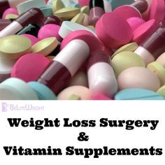 Weight Loss Surgery is either restrictive or malabsorptive. This article discusses what this means and how to best supplement after such procedures.