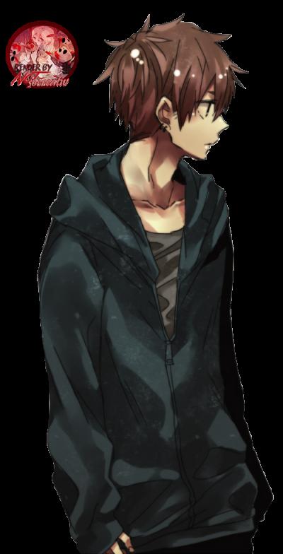 Black Hair And Clothes Anime Guy Image Transparent Png Clipart Gambar Anime Gambar Gambar Keren