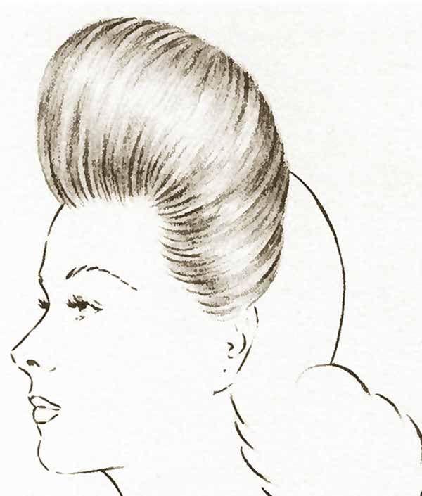 1940 S Women S Pompadour Hairstyle Tutorial Glamour Daze Vintage Hairstyles Tutorial 1940s Hairstyles Hair Tutorial