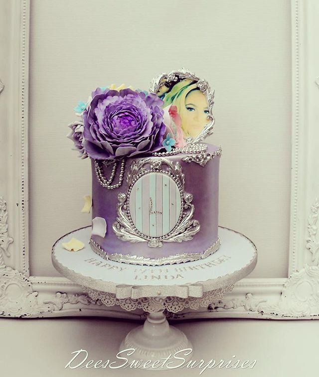 17th Birthday Cake For Linda Pastalar Pinterest 17th Birthday
