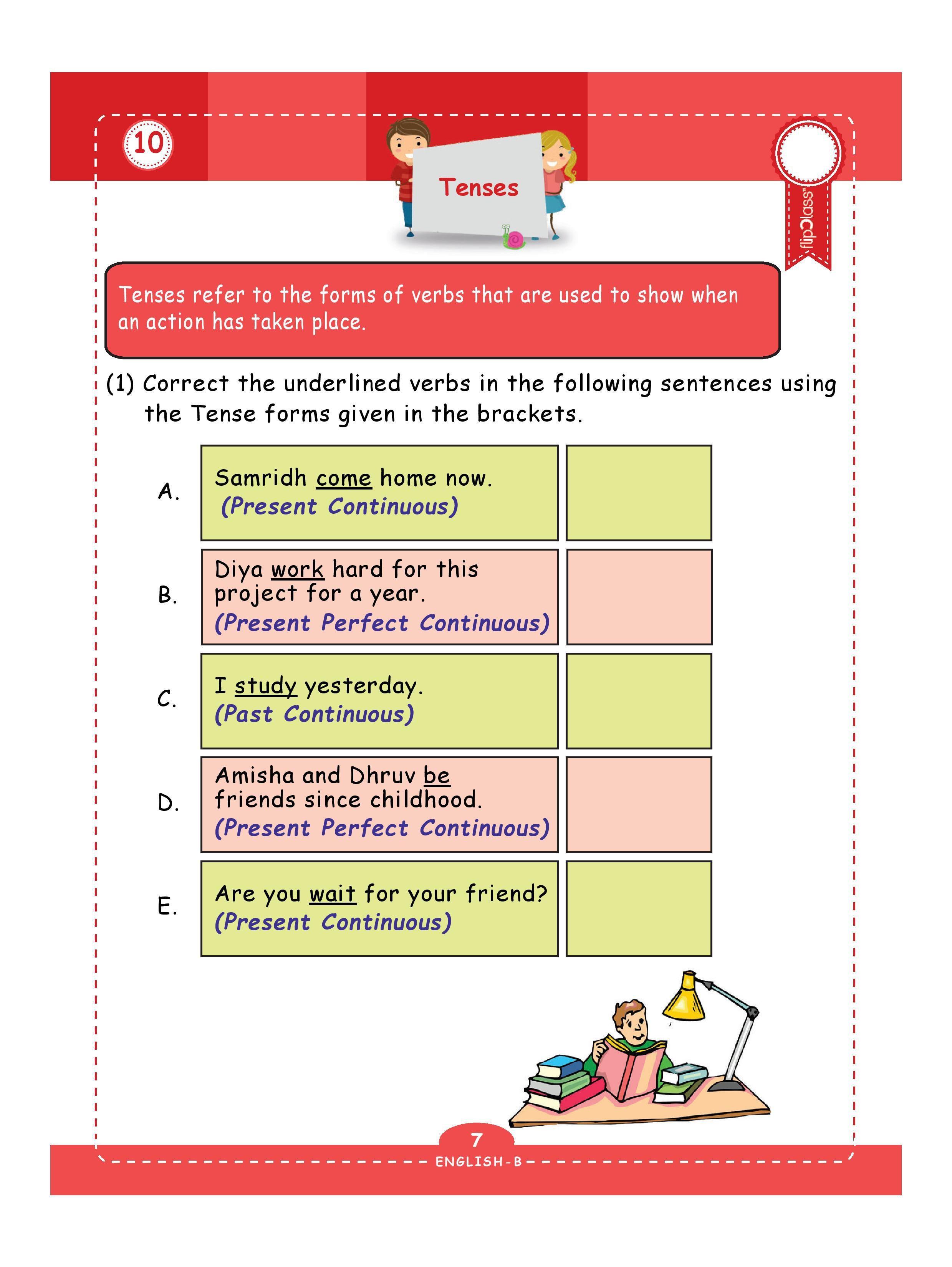 Genius Kids Worksheets Bundle For Class 4 Grade 4 Set