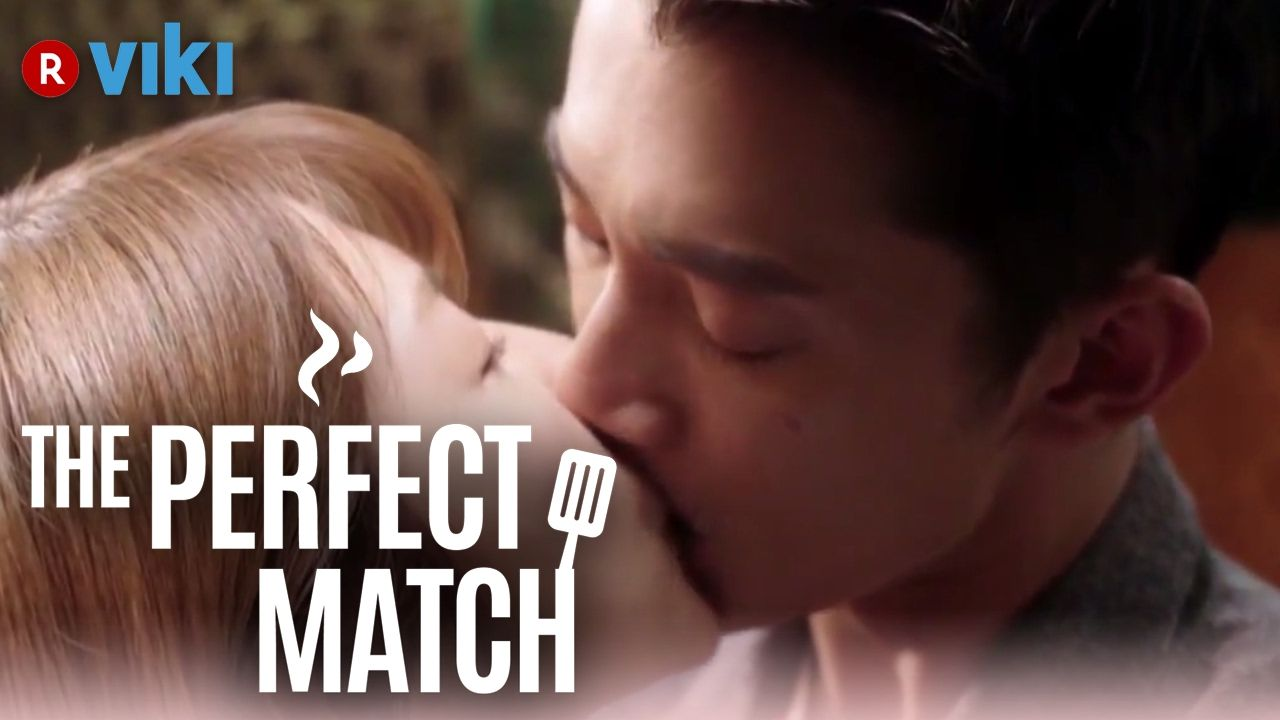 The Perfect Match Ep 9 Chris Wu Ivy Shao S Passionate Kiss