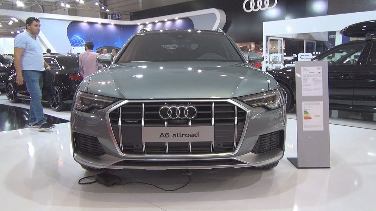 Audi A6 Allroad 55 Tdi Quattro 349 Hp 8at Tiptronic 2020 Exterior And Interior Bmw Car Bmw Car