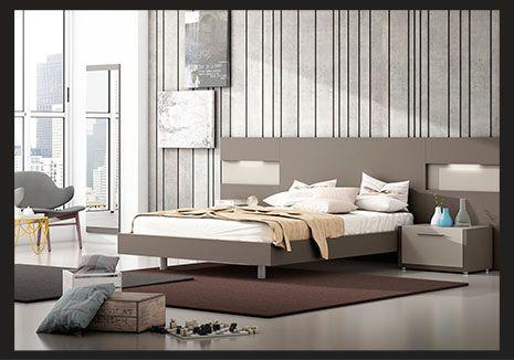 Dormitori de disseny / Dormitorio de diseño #Tortosa #Terresdelebre