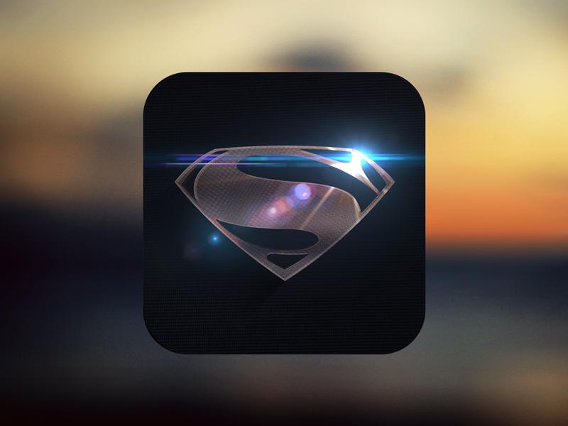 Symbol of 'Hope' Man of Steel Hope symbol, App icon