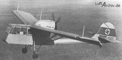 The Siebel Si 201 was a German air observation post and army co-operation aircraft designed and built by Siebel. Evaluated against other types the Si 201 did not enter production and only two prototypes were built.