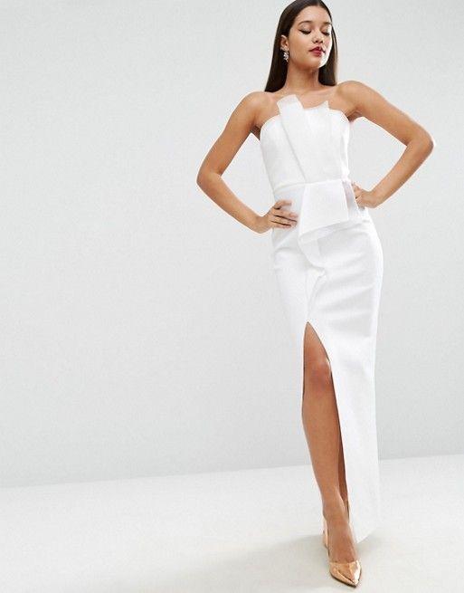 Asos floaty maxi dress